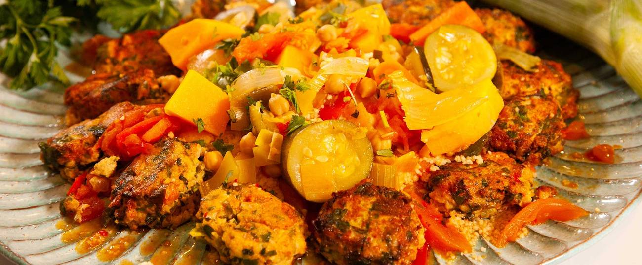 Up Your Couscous Game With This Tunisian Fish Dish Tablet Magazine