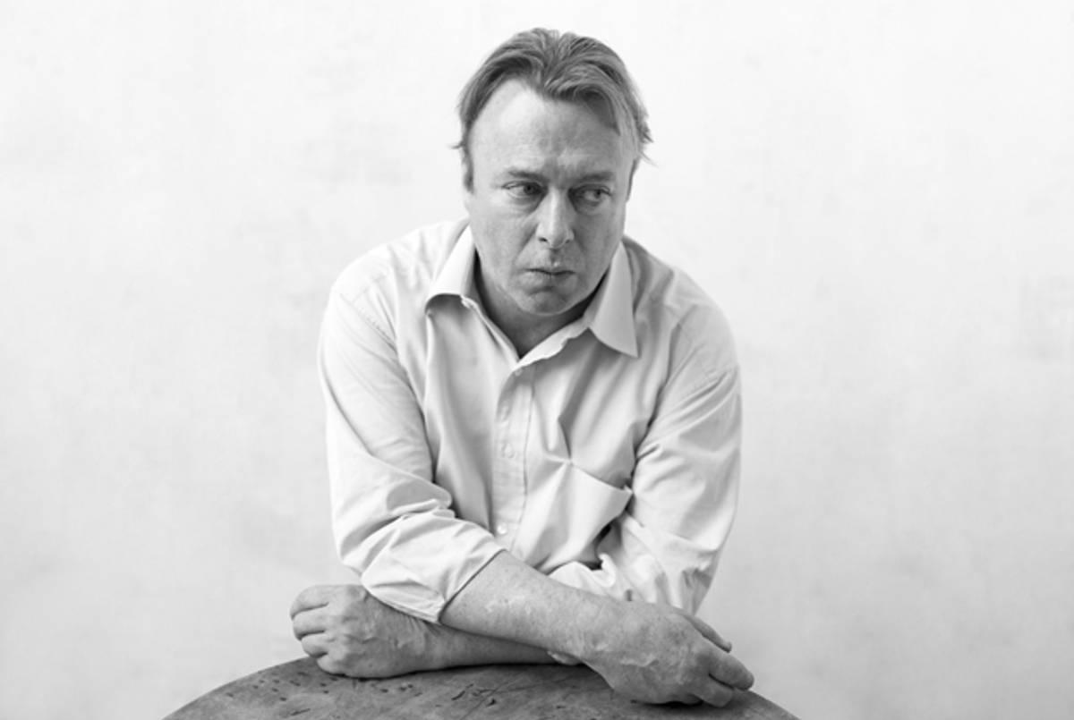 On Christopher Hitchens' Jewishness - Tablet Magazine