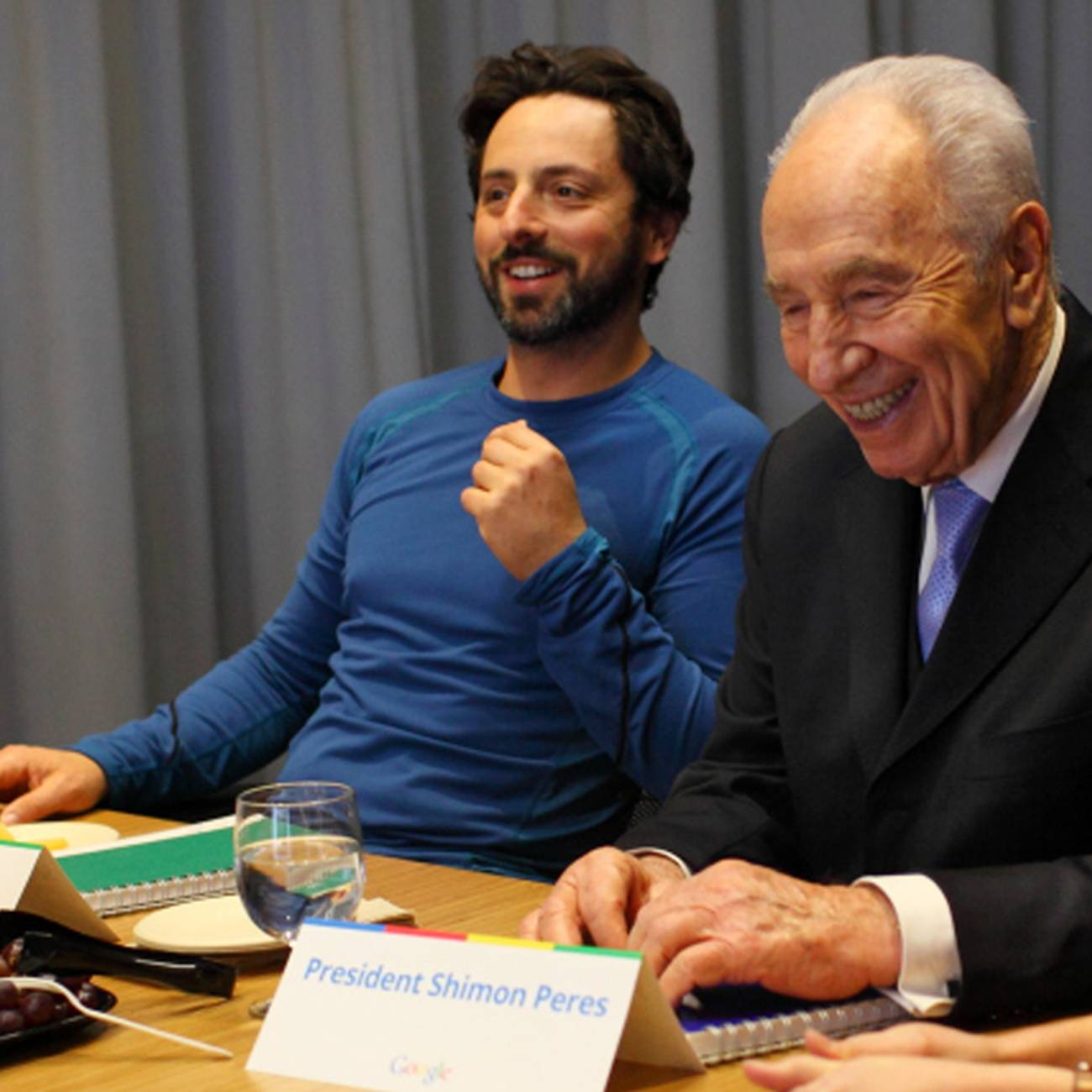 One Last Interview With Shimon Peres Before His Death This Week Tablet Magazine