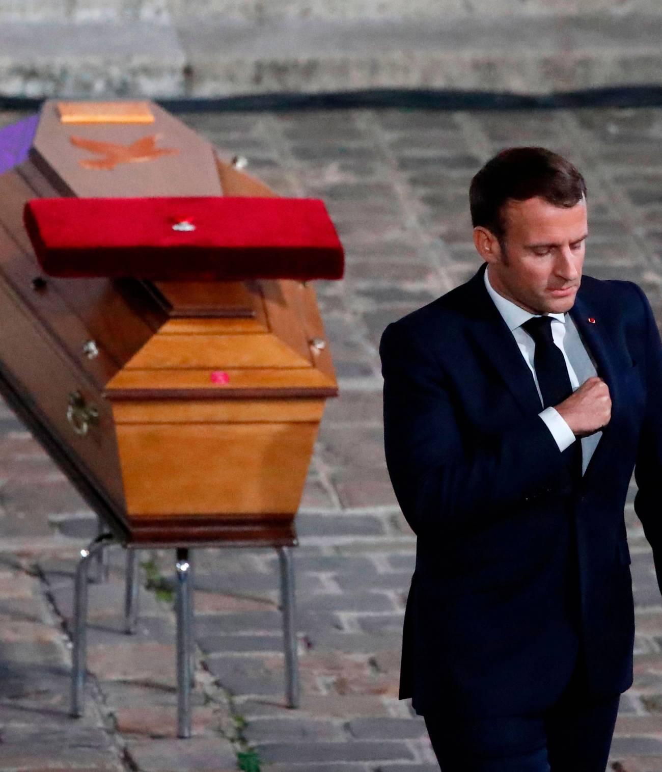 FRANCOIS MORI/POOL/AFP via Getty Images