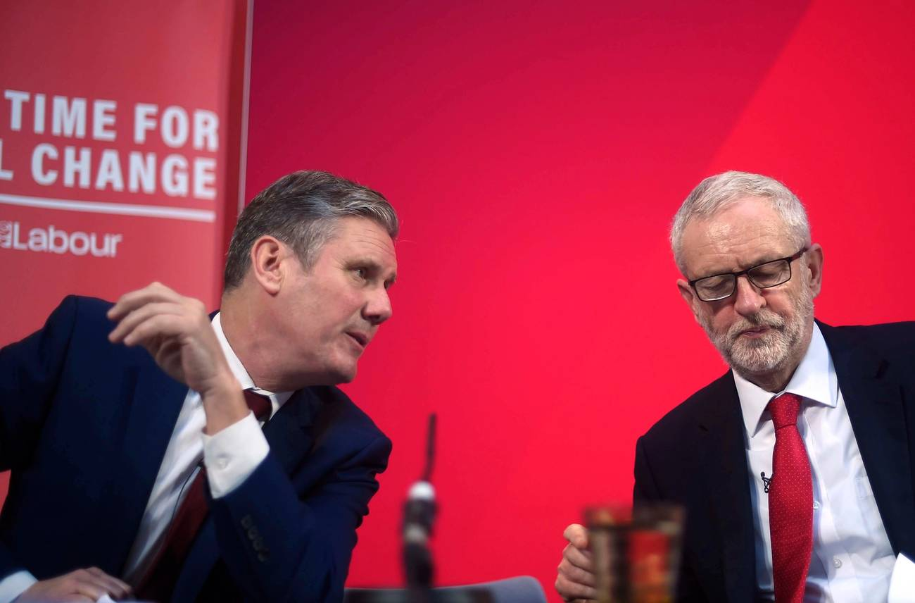 Can Keir Starmer Make the Labour Party Safe for Jews   Tablet ...